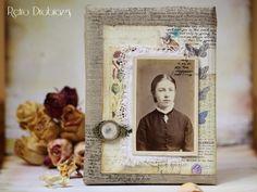 - Retro Drobiazgi - Pracownia Rękodzieła - decoupage i scrapbooking: Vintage photo collage.