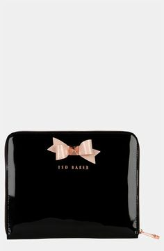 Ted Baker London Bow iPad Case available at #Nordstrom