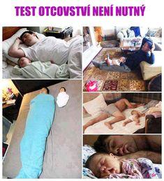 Test otcovství není nutný
