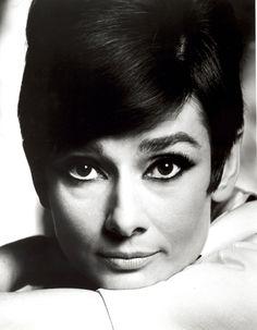 Audrey, always
