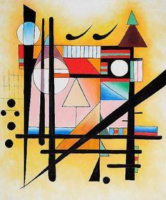 El crítico de arte es el peor enemigo del arte. **** Es bello lo que procede de una necesidad interna del alma. **** El color es ...