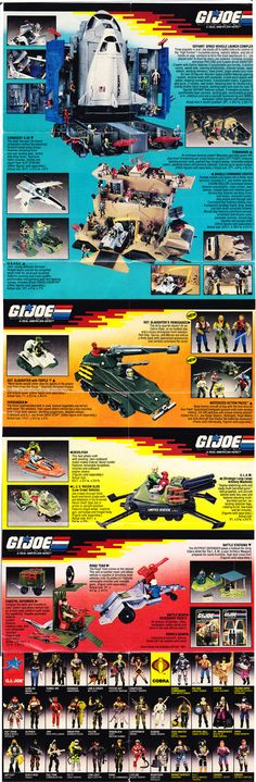 1987 G.I. Joe catalog side2 | Jared Carlson | Flickr