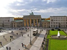 Berlin -- I was born in Germany it would be amazing to go back one day