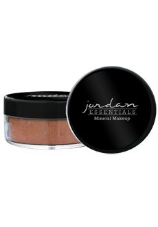 Jordan Essentials  Natural Minerals for a warm glow and shimmer  Titanium Dioxide, Mica, Iron Oxide, Zinc Oxide