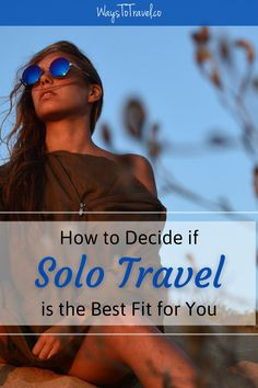 Perfect inspiration for first-time international travelers. There are many different ways to travel solo and this will help you decide which solo travel is the best fit for you. If your goal is to travel abroad this is a must-read - I really recommend it for all beginners! Please re-pin it if you think others will benefit too. Travel Tips | Travel Inspiration | Travel Help | Travel Beginner | Travel Solo | Travel Goals #firsttimetravel #travelsolo #solotraveler #travelabroad
