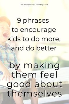 When we want our kids to do something, or to do something better or faster, we usually point out what wasn't yet done, or how unhappy with the progress or achievement we are. What we're forgetting is that all people do better when they feel better. Here's how... #positiveparenting #positivepsychology #children'sbigfeelings #empoweringkids #parenting #parentingfromtheheart #positiveliving #raisinghappykids #parentingtips Parenting Quotes, Kids And Parenting, Parenting Hacks, Positive Psychology, Positive Mindset, Parent Coaching, Hope For The Future, Positive Living, School Readiness