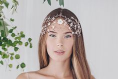 23 Enchanting and Ethereal Bridal Headpieces For Fairy Tale Brides!