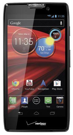 Motorola DROID RAZR MAXX HD $149.99. Did you know Motorola is own by Google?