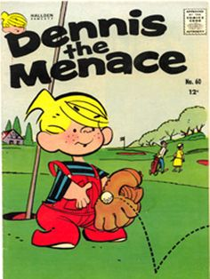 "Mar. 11, 1951, Hank Ketcham's comic strip ""Dennis The Menace"" debuts."