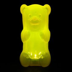 GummyGoods Nightlight Yellow now featured on Fab.