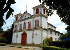 Paty dos Alferes (RJ) - Igreja Matriz de Nossa Senhora da Conceição