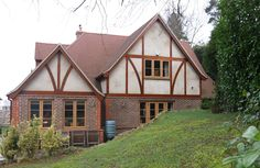 Gransden Self Build Houses, Building A House, Cabin, Homes, Future, House Styles, Ideas, Home Decor, Chalets