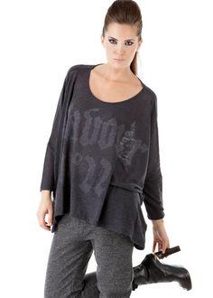 Oversize Shirt Gothic Cavour grau: 5 PREVIEW