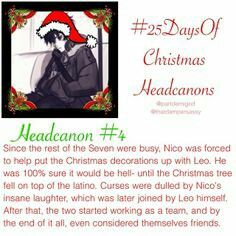 On the 4th day of Christmas...