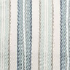 Abigail Fabric is a classic stripe design from the Westchester Collection by Harper Home Textiles. Woven from a fine blend of polyester and linen, this striped fabric features rich colors with a subtle herringbone weave.