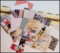 """Or own Diana DT member is sponsoring our latest card challenge """"Use Material"""""""