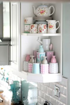 Kitchen corner shelves   Flickr - Photo Sharing!