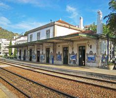 Estação do Pinhão - Alto Douro Portugal