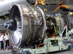 Rolls-Royce jet engine which exploded on Qantas superjumbo flight failed due to a 'poorly built oil pipe' Plane Engine, Aircraft Engine, Jet Engine, Qantas A380, Airbus A380, Turbine Engine, Gas Turbine, Rolls Royce Engines, Oil Pipe