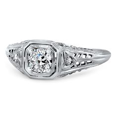 The Olenna Ring #BrilliantEarth