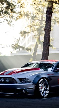 #Ford #Mustang #Car