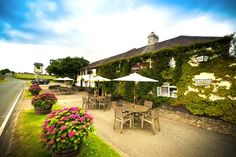 The Groes Inn is one of the top Dog Friendly Hotels in North Wales, offering fine food and a luxury nights stay in Conwy accommodation, overlooking stunning views.