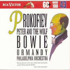 Prokofiev Peter And The Wolf-Interprètes Divers-RCA Victor - Hits - 100