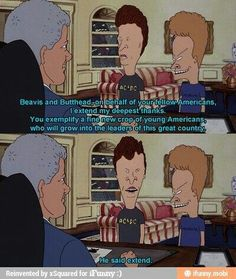 204 Best Beavis And Butthead Images Beavis And Butthead Quotes