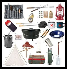 Camping Essentials - Finding Affordable Camping Gear *** Read more at the image link. #CampingFoodList #campingessentials