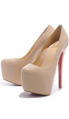 Christian Louboutin Pump  ... It is worth to have  ...  women's day