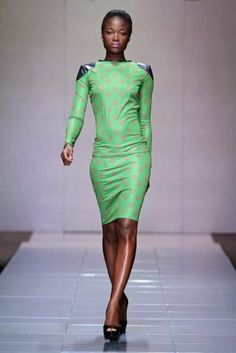 African Prints in Fashion: Kibonen NY will show at NYC Fashion Week