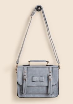 Nellie Structured Bow Satchel at #Ruche @shopruche