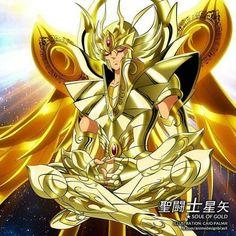 Shaka de virgen (soul of gold )
