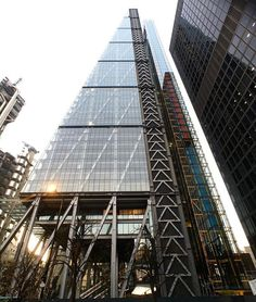 Leadenhall Building, London by Rogers Stirk Harbour and Partners