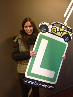 SONIA GONZALEZ!!! #newdriver #hoyvoy #autoescuela #barcelona #granollers