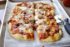 Simply Scratch » Easy Homemade Pizza Sauce
