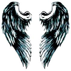 Wing Tattoos For Guys | Que la historia me juzgue