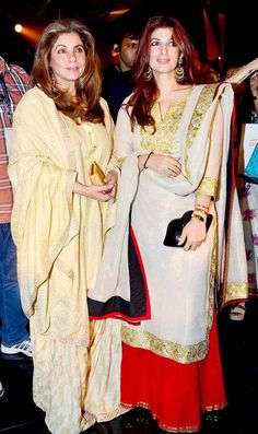 Mother - Daughter Duo Dimple Kapadia, Twinkle Khanna