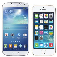 The iPhone vs. the Samsung Galaxy Iphone 5s, Apple Iphone, Samsung Galaxy S4, Video Google, Maps Video, Android, Health Articles, Solar Energy, Smartphone