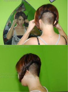 Horrible Haircuts, Great Haircuts, Aline Bob, Summer Haircuts, Girls Short Haircuts, Angled Bobs, Inverted Bob, Creative Hairstyles, Cool Hairstyles