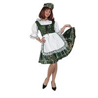 The Deluxe Irish Dancer Adult is the best 2019 Halloween costume for you to get! Everyone will love this Womens costume that you picked up from Wholesale Halloween Costumes! Irish Costumes, Adult Costumes, Costumes For Women, Wholesale Halloween Costumes, Creative Halloween Costumes, Adult Halloween, Evil Queen Costume, Leprechaun Costume, Costume Supercenter