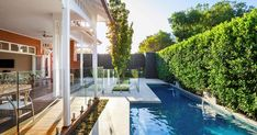 Swimming pools have always been popular features in Australian homes, but now they're an even bigger part of the luxury home landscape, with automated features bringing pools into the future.
