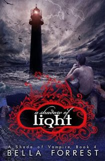 Books I Think You Should Read: A Shadow of Light, by Bella Forrest (A Shade of Vampire #4), September 2013.