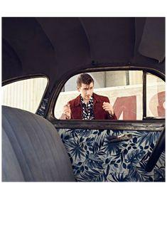 Arctic Monkeys Alex Turner Stars in Western Themed Shoot for GQ France September 2014 Issue image Alex Turner Arctic Monkeys GQ France September 2014 Photos 007 Arctic Monkeys, Teddy Boys, Alex Turner 2014, Gq, Rockabilly, Westerns, Matt Helders, Burberry, Do I Wanna Know