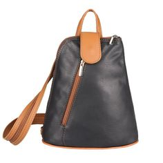 dbca7d06ed3b6 OBC Ladies Genuine Leather Backpack Shoulder Bag City Backpack BackPack  Handbag O … - Handbags