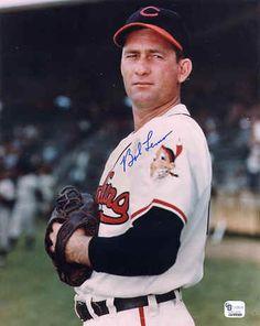 Bob Lemon / Cleveland Indians