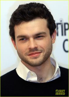 Alden Ehrenreich. I didn't think he was cute until I actually watched Beautiful Creatures.