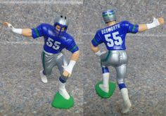 Starting Lineup Brian Bosworth Seattle Seahawks