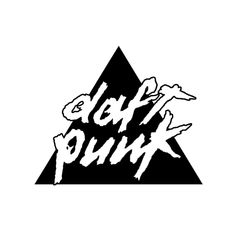 daft punk logo - Google Search
