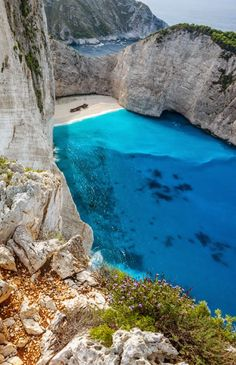 Papafragas Beach – Milos Island, Greece